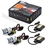 XCSOURCE 55 W HID Xenon Conversion Kit Slim...