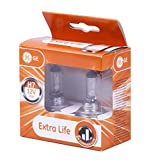 GE General Electric H7 12V 55W Halogen Extra Life...