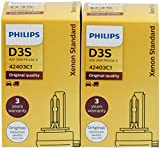 2 x Philips D3S 42403 Xen Start Standard Bulb...